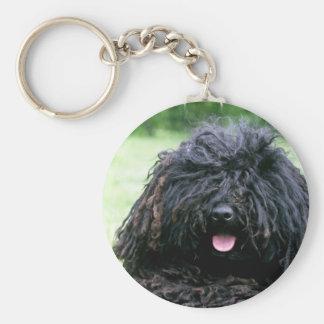 Puli Dog  Keychain