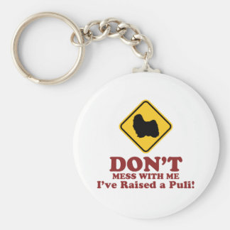 Puli Key Ring