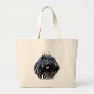 Puli Mom 2 Large Tote Bag