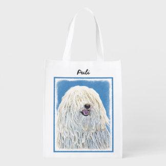 Puli Reusable Grocery Bag