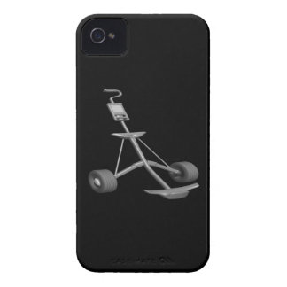 Pull Cart iPhone 4 Case-Mate Cases