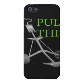 Pull This iPhone 5 Cover