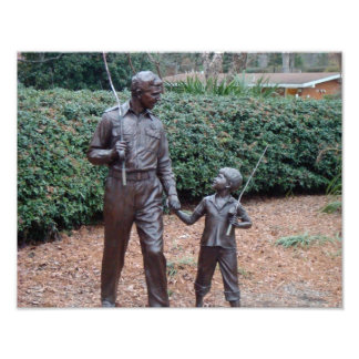 Pullen Park Raleigh Photo Print Andy Griffith