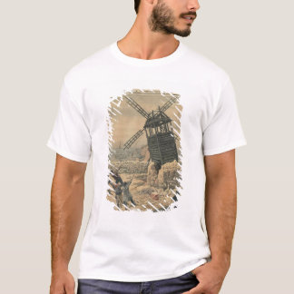 Pulling down one of the last windmills T-Shirt
