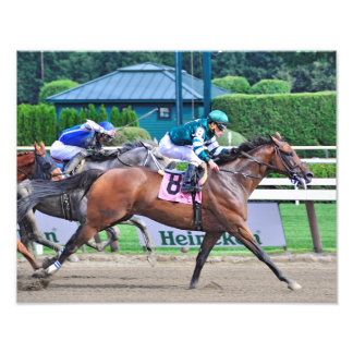 Pulling G's by Curlin Photograph