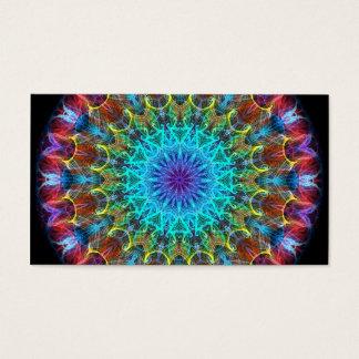 Pulling In kaleidoscope Business Card