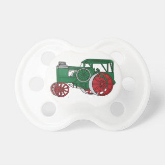 Pulling Tractor Baby Pacifiers