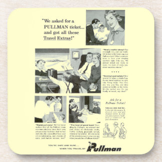 Pullman Sleeping Car for Overnight Train Travel Coaster