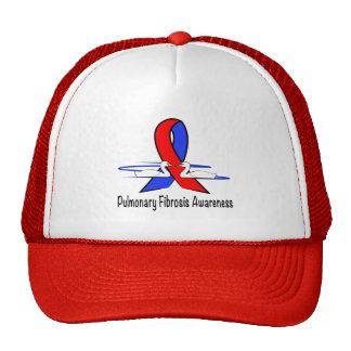 Pulmonary Fibrosis Awareness Swans of Hope Cap