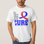 Pulmonary Fibrosis Fight For A Cure.png Tshirt