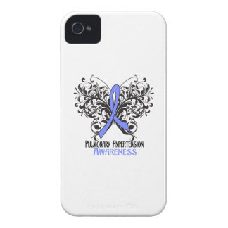 Pulmonary Hypertension Awareness Butterfly iPhone4 Case