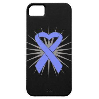Pulmonary Hypertension Awareness Heart Ribbon iPhone 5 Cover
