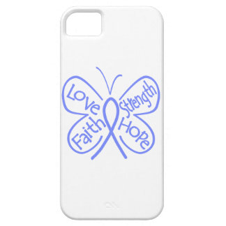 Pulmonary Hypertension Butterfly Inspiring Words iPhone 5 Covers