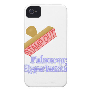 Pulmonary Hypertension iPhone 4 Case-Mate Cases