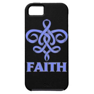 Pulmonary Hypertension Faith Fleur de Lis Ribbon iPhone 5 Covers