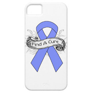 Pulmonary Hypertension Find A Cure Ribbon iPhone 5 Cases