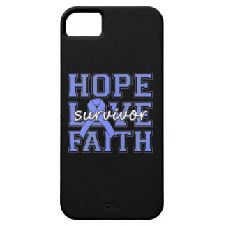 Pulmonary Hypertension Hope Love Faith Survivor iPhone 5 Case