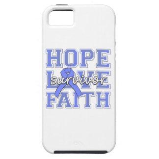 Pulmonary Hypertension Hope Love Faith Survivor iPhone 5 Covers