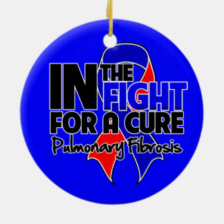 Pulmonary Hypertension In The Fight For a Cure Christmas Ornament