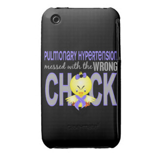 Pulmonary Hypertension Messed With Wrong Chick Case-Mate iPhone 3 Case