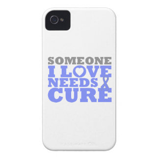 Pulmonary Hypertension Someone I Love Needs A Cure iPhone 4 Case