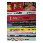 Pulp Pop Books Post Cards