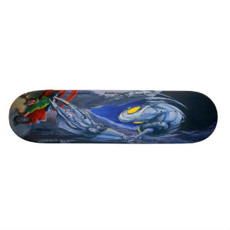 pulp skateboard deck