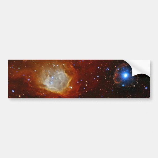 Pulsar SXP 1062 Star Space Astronomy Bumper Stickers