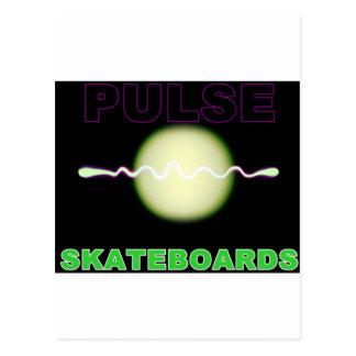 PULSE SK8 POSTCARDS