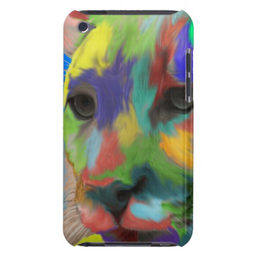Puma (brushed) iPod touch cover