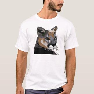 Puma,Mountain Lion,Cougar T-Shirt