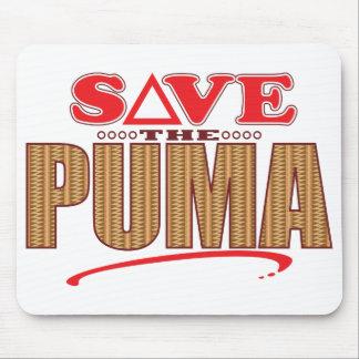 Puma Save Mouse Pad