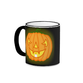 Pumkin Coffee Mugs