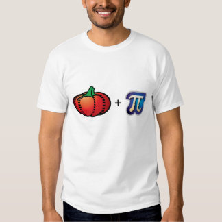 Pumkin Pi  Pie T Shirts