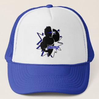 Pump Bodybuilding Trucker Hat