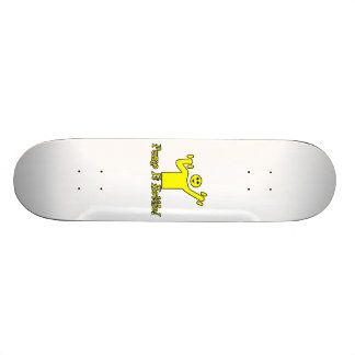 Pump It Hottie 20 Cm Skateboard Deck