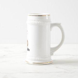 Pump it up coffee mug