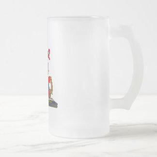 Pump it up mug