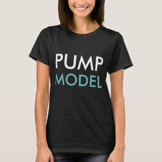PUMP Magazine Model Tee