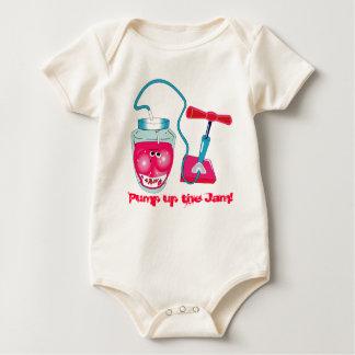pump, Pump up the Jam! Baby Bodysuit