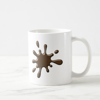 Pump Tournament Paintball - mySplat.com Basic White Mug