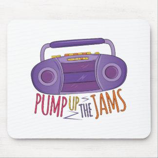 Pump Up Jams Mouse Pad