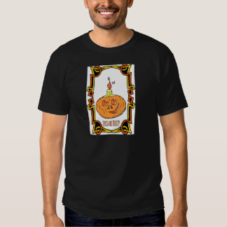 Pumpiks and hghots, tricks or treats! tees
