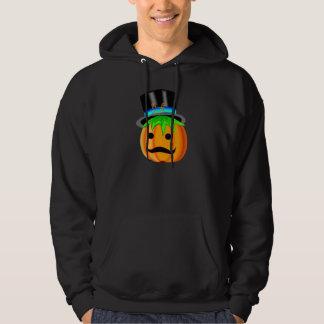 Pumpkin (2) hooded sweatshirts