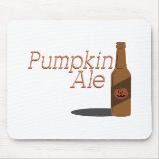 Pumpkin Ale Mouse Pad
