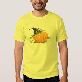 Pumpkin and Hat Halloween Shirt