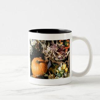 Pumpkin Autumn Coffee Mug