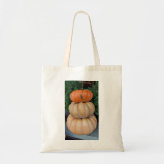 Pumpkin Autumnal Tote Bag