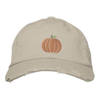 Pumpkin Baseball Cap