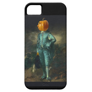 Pumpkin Boy Barely There iPhone 5 Case